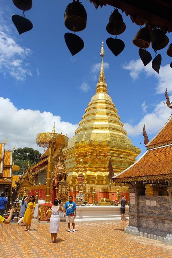 Chiang mai wat doi suthep