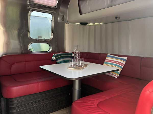 Procida camping Airstream