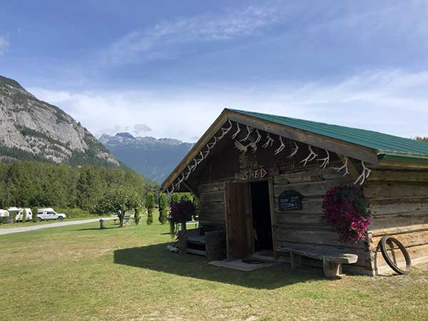 campeggio Bella Coola