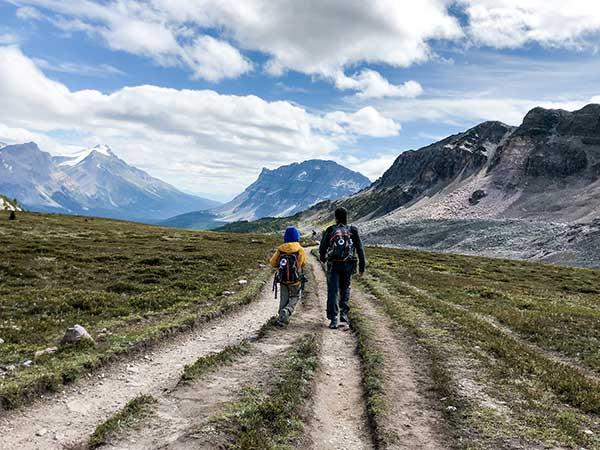 Canada tredicesimo giorno il parco Nazionale di Banff