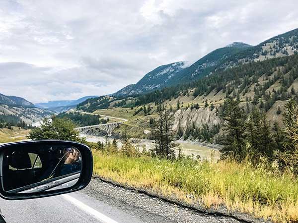 canada nono giorno 1000 chilometri di-Highway