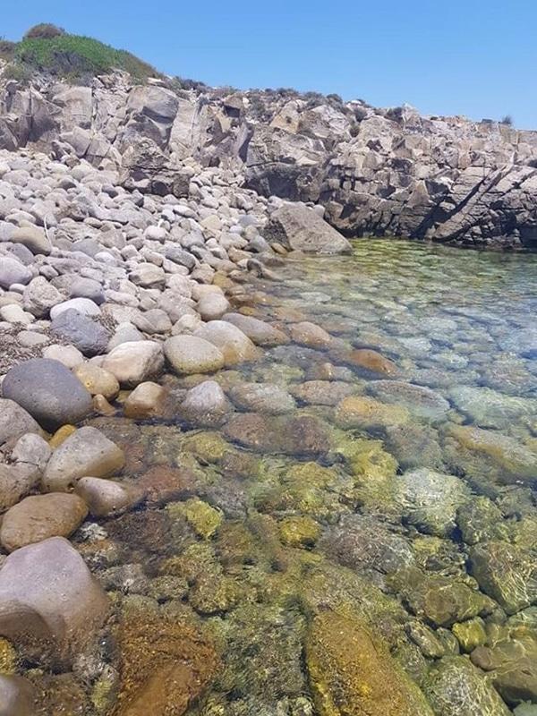 carloforte spiaggia la bobba