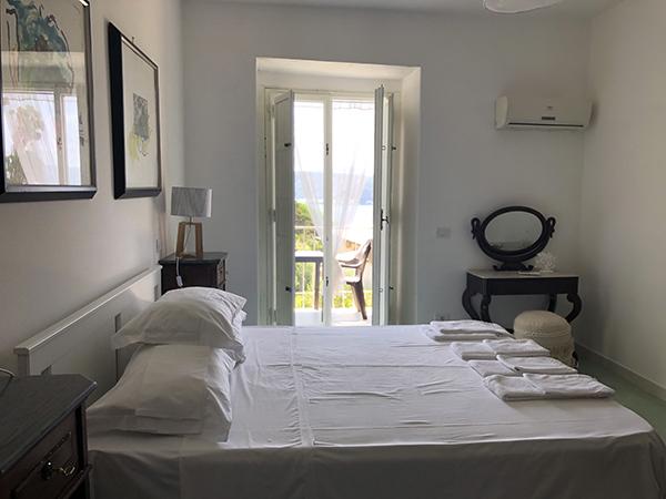 Casa vacanze procida camera letto