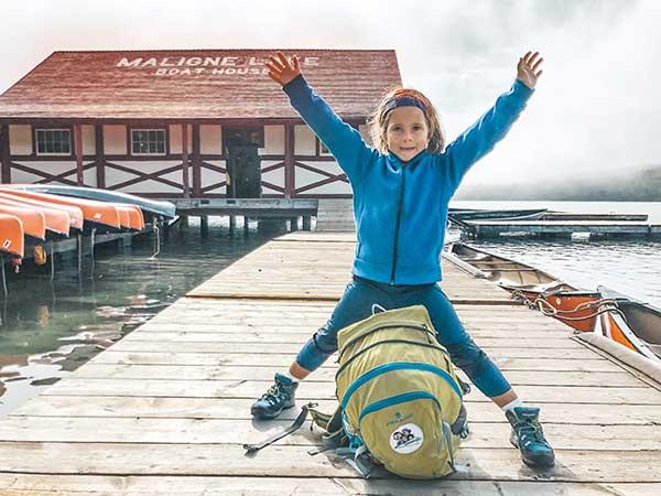 Maligne Lake Canada viaggiapiccoli