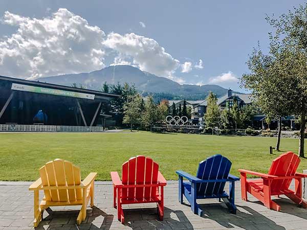 Canada 21esimo giorno Whistler