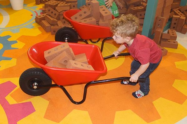 Children's Museum Verona lavoro 2