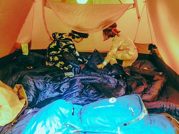 tenda interno ferrino