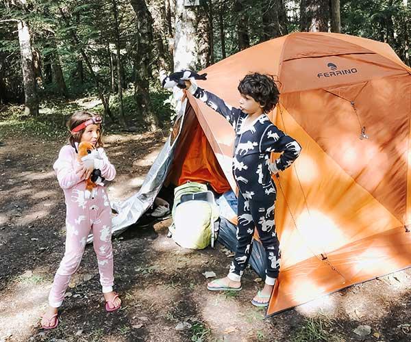 Tenda Lhotse Ferrino bambini