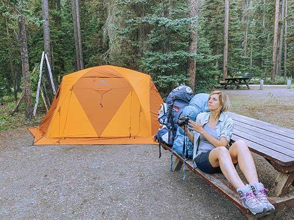Tenda Lhotse 4 Ferrino