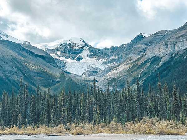 jasper ghiacciaio