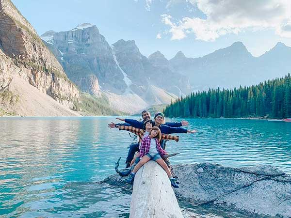 canada lake moraine