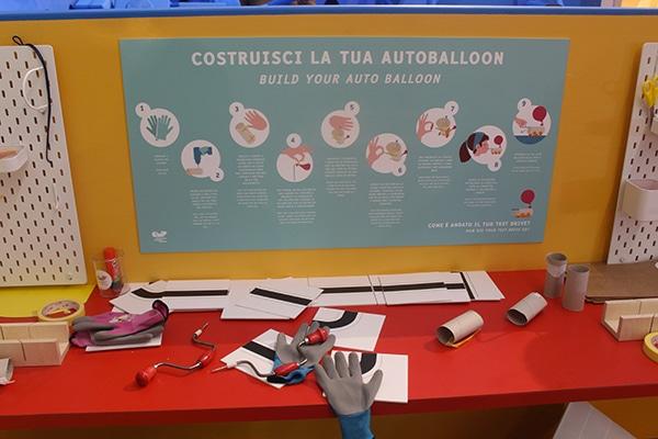 museo bambini piano da lavoro