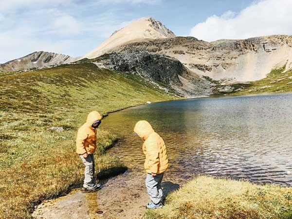 parco banff lake helen