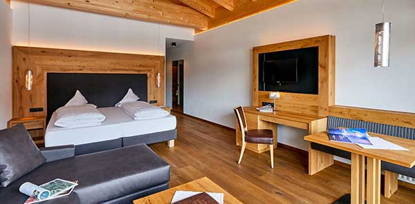 sport hotel panorama suite famiglie
