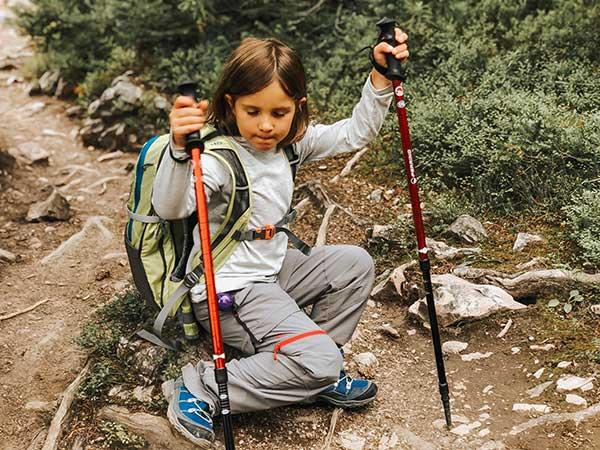 trekking bambini