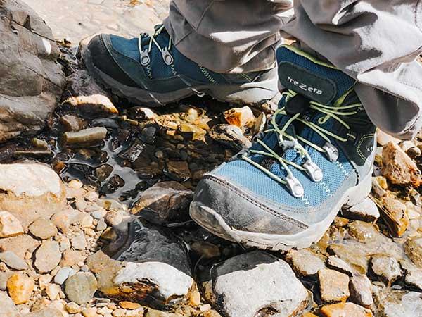 trekking scarpe bambina 7 anni