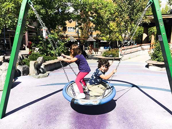 whistler parco giochi