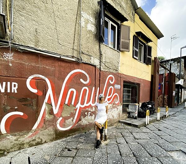 Napoli, i murales al Rione Sanità: i 5 posti più instagrammabili