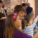 napoli con i bambini famiglie al museo