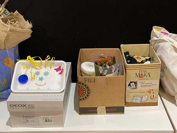 pan-laboratori bambini materiale