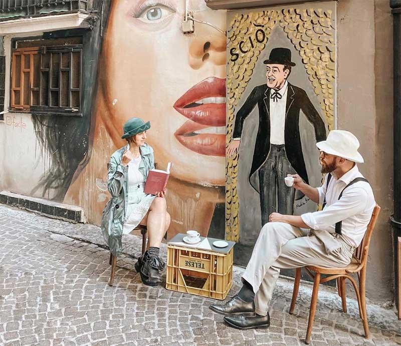 rione sanita murales vico buongiorno