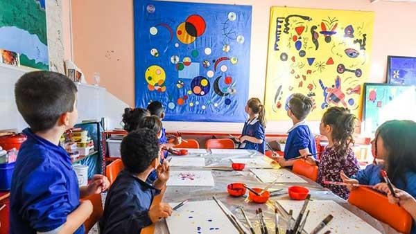 torino bambini arte