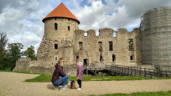 paesi baltici con i bambini cover