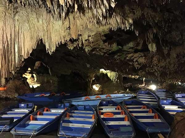 Grotte di Dyros