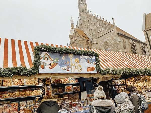 mercatino natale norimberga
