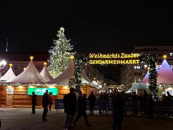 gendarmenmark Natale