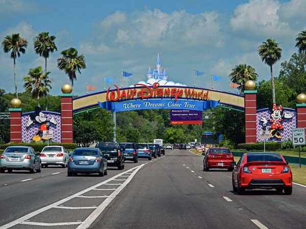 ingresso Disney world Orlando