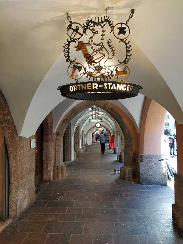 centro stocio Innsbruck