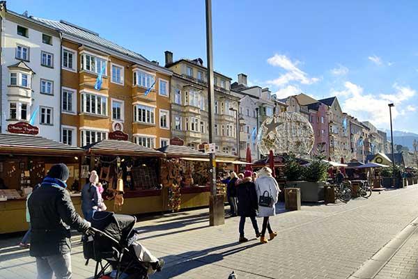 Innsbruck Marie theresien strasse