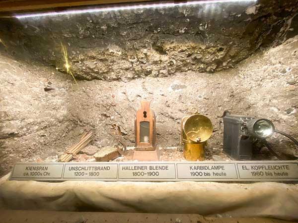 miniere di Sale di Hallein