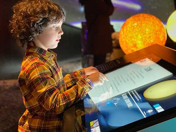 Salisbrugo musei bambini museo natura scienza bimbo