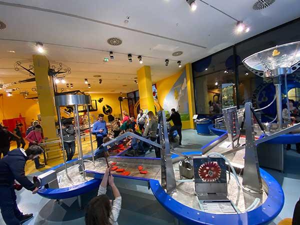 museo natura scienza di Salisburgo