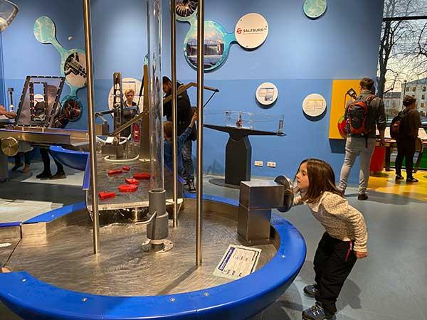 Salisbrugo musei bambini museo natura scienza bimba