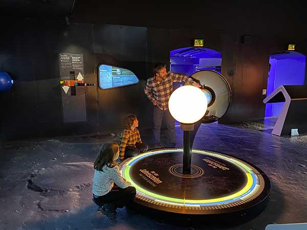 Salisbrugo musei bambini museo natura scienza asse terrestre