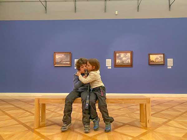 bambini museo salisburgo