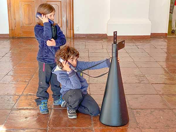 Salisburgo audioguide bambini