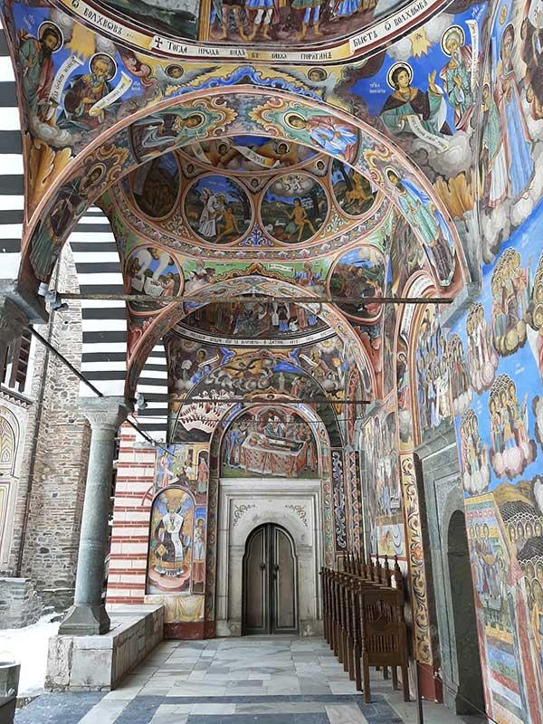monastero rila sofia