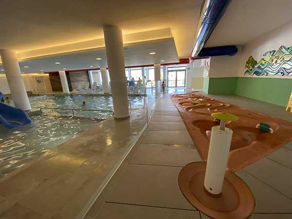piscina hotel veronza
