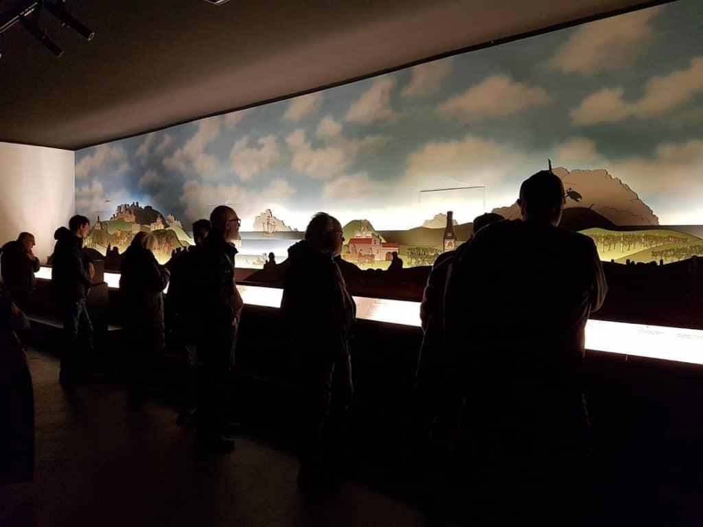 Wimu il wine Museum a Barolo
