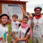 bicicletta famiglia