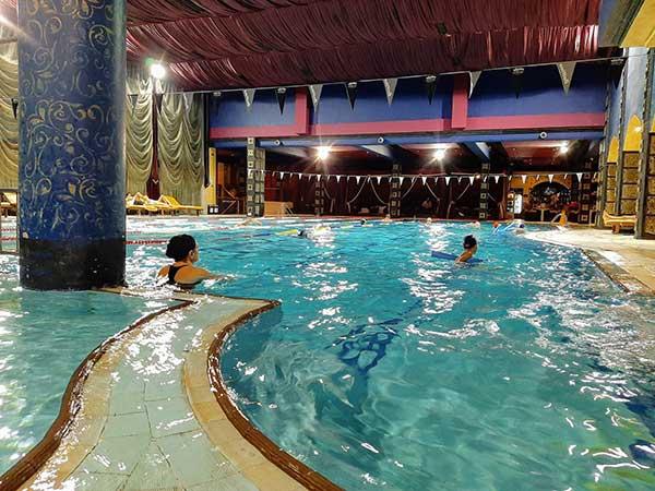 piscina spa sofia