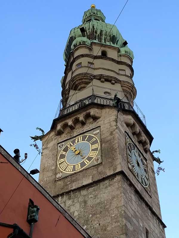 torre civica INNSBRUCK