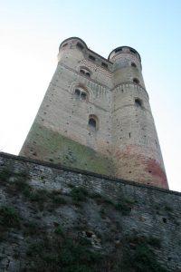 castello Serra lunga d'alba