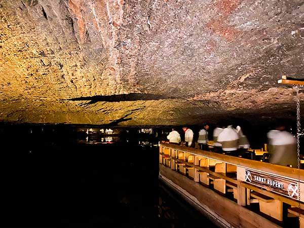 miniere di sale lago salato