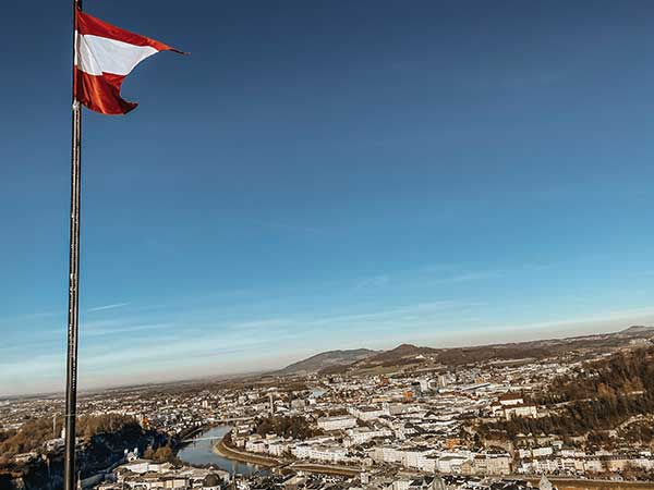 bandiera salisburgo