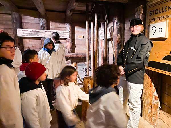 visita guidata miniere salisburgo